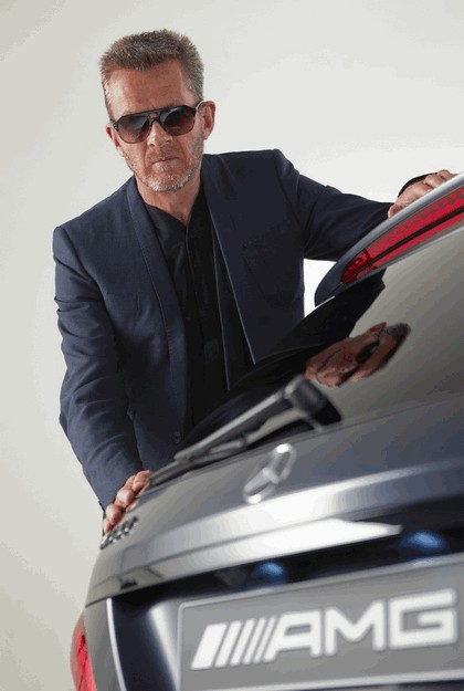 2013 Mercedes-Benz CLS63 Shoooting Brake ( X218 ) AMG by Spencer Hart 8