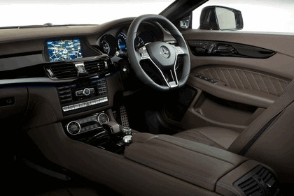 2013 Mercedes-Benz CLS63 Shoooting Brake ( X218 ) AMG by Spencer Hart 10