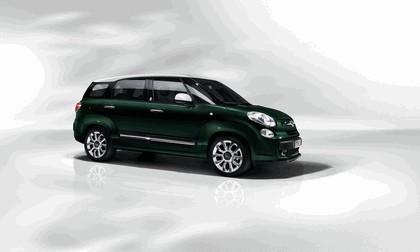 2013 Fiat 500L Living 1