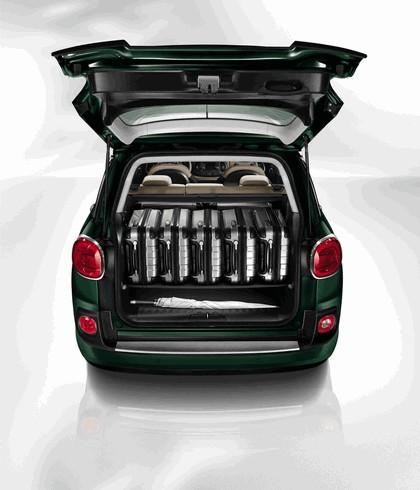 2013 Fiat 500L Living 4