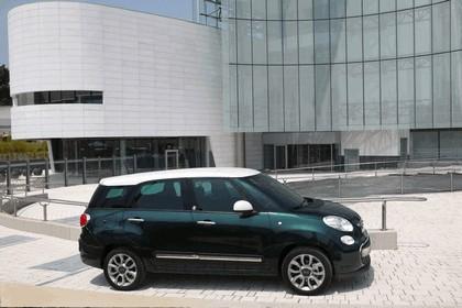 2013 Fiat 500L Living 5