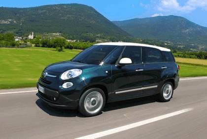2013 Fiat 500L Living 8