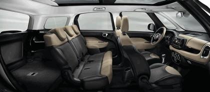 2013 Fiat 500L Living 9