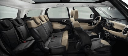 2013 Fiat 500L Living 10