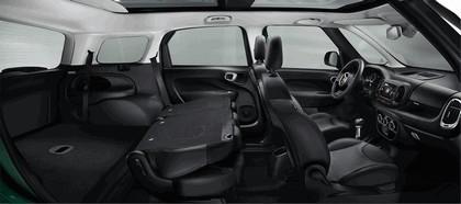 2013 Fiat 500L Living 11