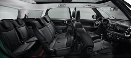 2013 Fiat 500L Living 14