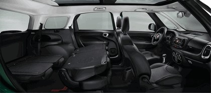 2013 Fiat 500L Living 15