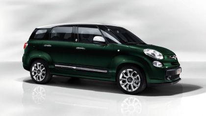 2013 Fiat 500L Living 2