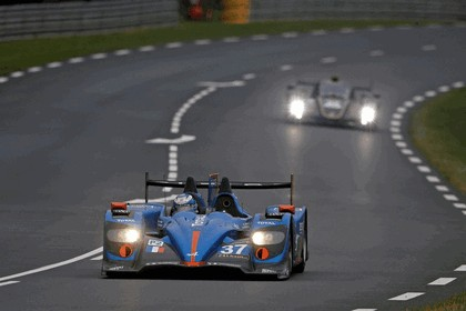 2013 Alpine A450 - Le Mans 24 Hours test day 2