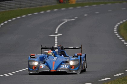 2013 Alpine A450 - Le Mans 24 Hours test day 3