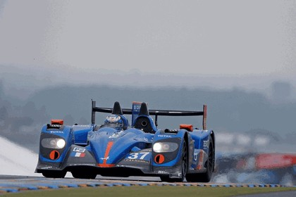 2013 Alpine A450 - Le Mans 24 Hours test day 4