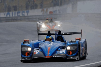 2013 Alpine A450 - Le Mans 24 Hours test day 5