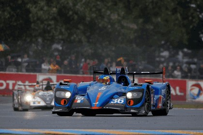 2013 Alpine A450 - Le Mans 24 Hours test day 7