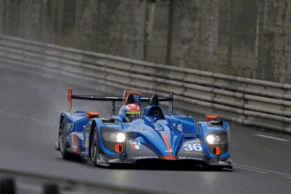 2013 Alpine A450 - Le Mans 24 Hours test day 8