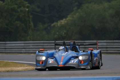 2013 Alpine A450 - Le Mans 24 Hours test day 11