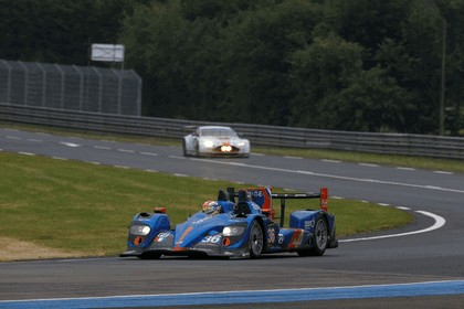 2013 Alpine A450 - Le Mans 24 Hours test day 12