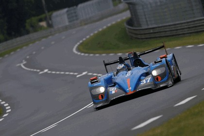 2013 Alpine A450 - Le Mans 24 Hours test day 13