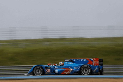 2013 Alpine A450 - Le Mans 24 Hours test day 15