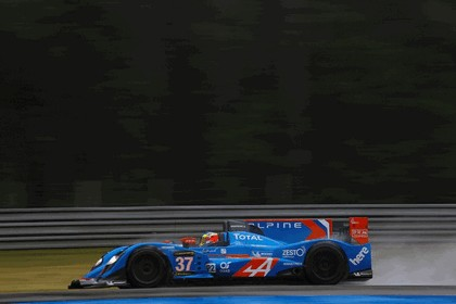 2013 Alpine A450 - Le Mans 24 Hours test day 16