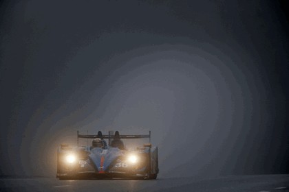 2013 Alpine A450 - Le Mans 24 Hours test day 17