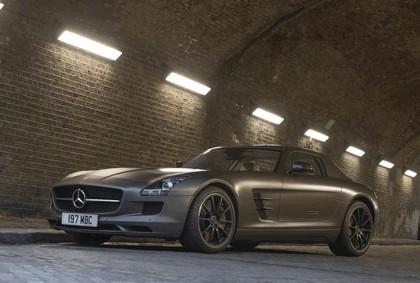 2013 Mercedes-Benz SLS 63 AMG GT 6
