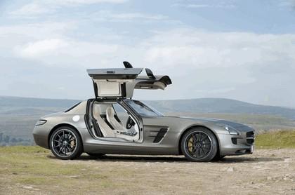 2013 Mercedes-Benz SLS 63 AMG GT 14