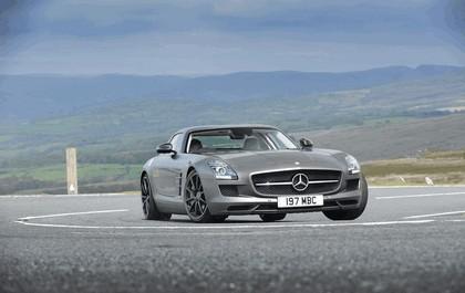 2013 Mercedes-Benz SLS 63 AMG GT 22