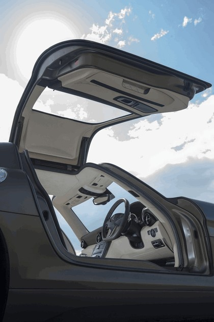 2013 Mercedes-Benz SLS 63 AMG GT 58