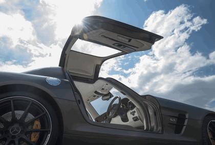 2013 Mercedes-Benz SLS 63 AMG GT 60