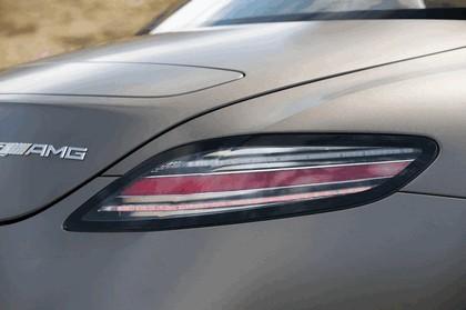 2013 Mercedes-Benz SLS 63 AMG GT 62