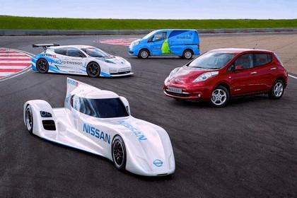2013 Nissan ZEOD RC 9