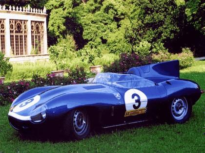 1974 Jaguar D-Type Lynx 1