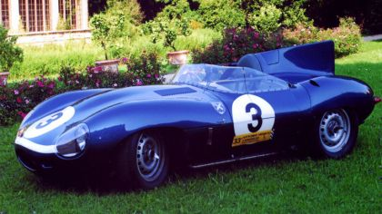 1974 Jaguar D-Type Lynx 2