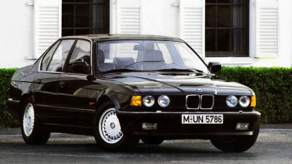 1986 BMW 735i ( E32 ) 7