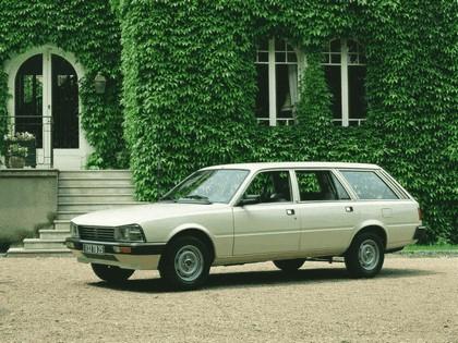 1986 Peugeot 505 Break 1