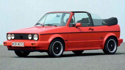 1991 Volkswagen Golf ( I ) cabriolet Sportline 2