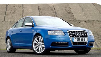 2006 Audi S6 - UK version 3