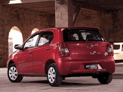 2012 Toyota Etios hatchback - Brazil version 2