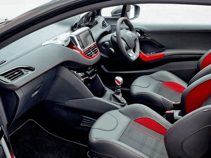 2013 Peugeot 208 GTI - UK version 23