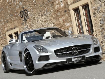 2013 Inden Design Borrasca ( based on Mercedes-Benz SLS 63 AMG roadster ) 1
