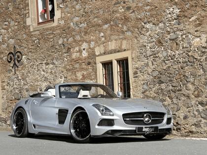 2013 Inden Design Borrasca ( based on Mercedes-Benz SLS 63 AMG roadster ) 2