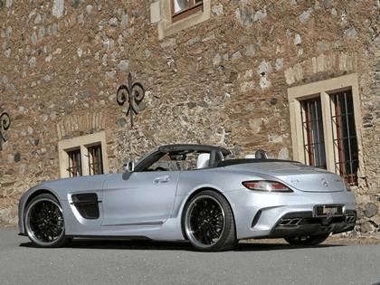 2013 Inden Design Borrasca ( based on Mercedes-Benz SLS 63 AMG roadster ) 3