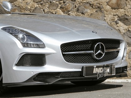 2013 Inden Design Borrasca ( based on Mercedes-Benz SLS 63 AMG roadster ) 4
