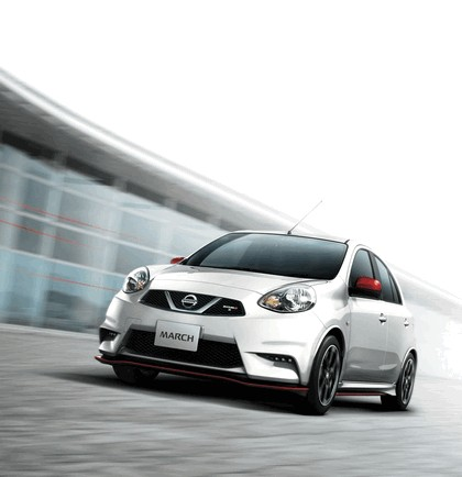 2013 Nissan March ( K13 ) Nismo S 1