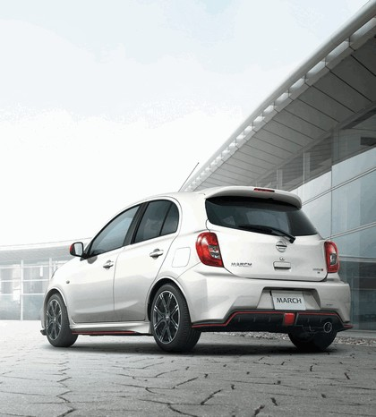 2013 Nissan March ( K13 ) Nismo S 2