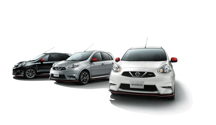 2013 Nissan March ( K13 ) Nismo S 3
