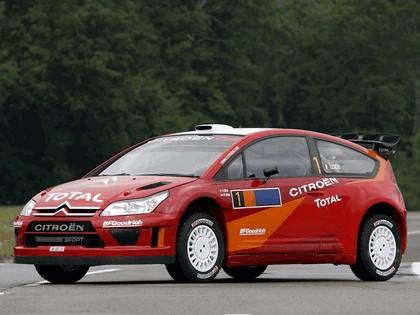 2007 Citroën C4 WRC 2