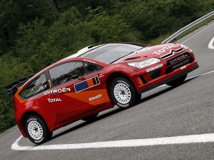 2007 Citroën C4 WRC 3