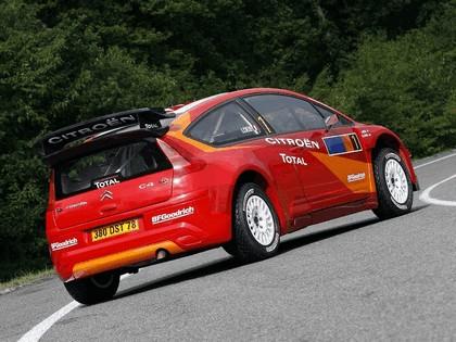 2007 Citroën C4 WRC 4