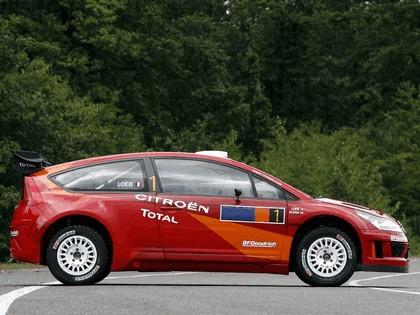 2007 Citroën C4 WRC 6